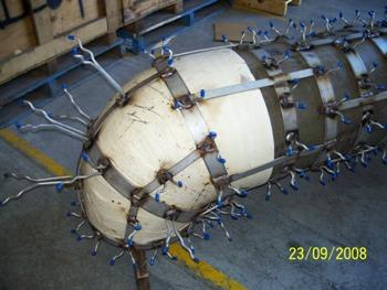 Refractory anchors, stud welding system from Pressform Engineering