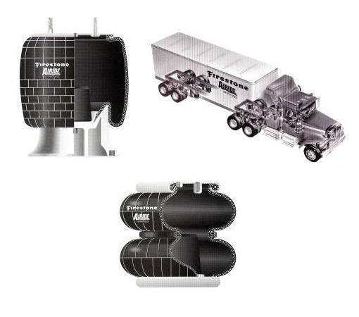 Look-alike air springs short-changing trucking operators