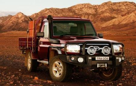 All-Air provides hard working Toyota LandCruiser utes