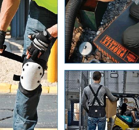 Sprains, strains revealed to be top cause of worker injury claims