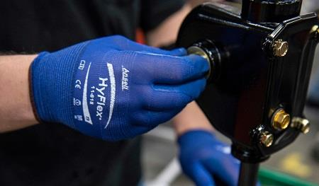 Work gloves 'must' do more than protect