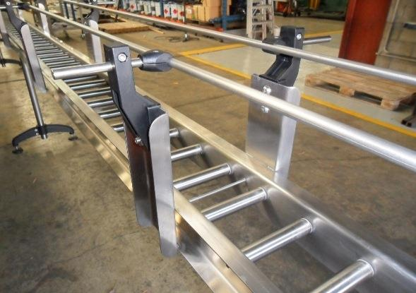 Stainless Steel Conveyor Systems made easy by Adept
