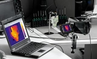 Using thermography in research and development