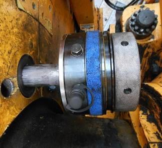 Stud removal process improved with Enerpac puller solution
