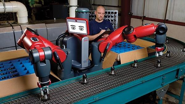 Next-gen 'cobots' could change manufacturing