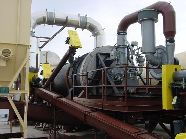 Customised gas trains for complex soil remediation project