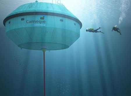 Wave energy milestone demonstrates 'Australian ingenuity'