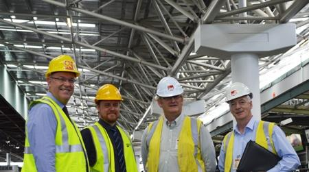 Topped-off: billion dollar QLD trading area receives roof upgrade