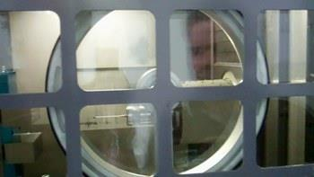 Spin Window for a clear view into your machine tool.