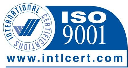Seal of approval. On Site Gas Systems has acheived ISO 9001 certification.