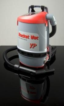 The Rocket Vac XP back pack vacuum