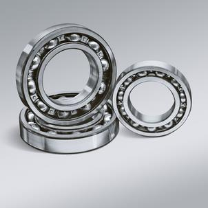 'Bearings are components that make a big contribution towards energy efficiency.'