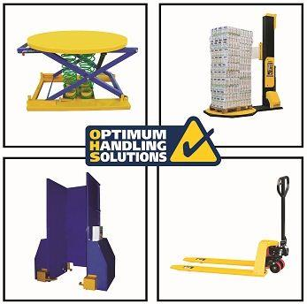 Pallet handling issues? Optimum Handling has the solutions.