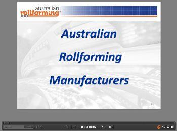 Australian Rollforming digital book 
