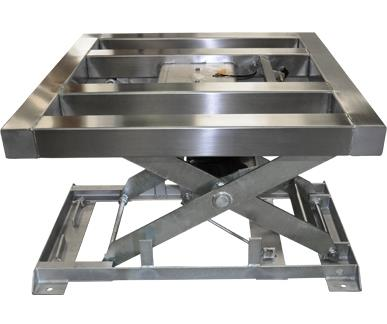 Scissor Lift Table | Custom Pneumatic Lift Table