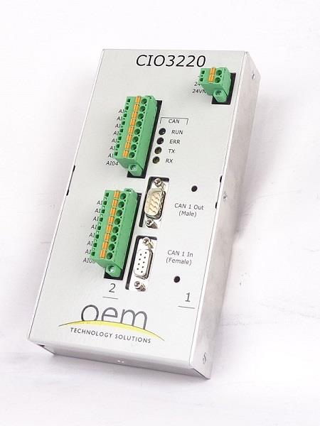 Remote I/O Modules | OEM ioTeso