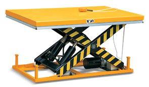 Scissor Lift Table   Ex Demo