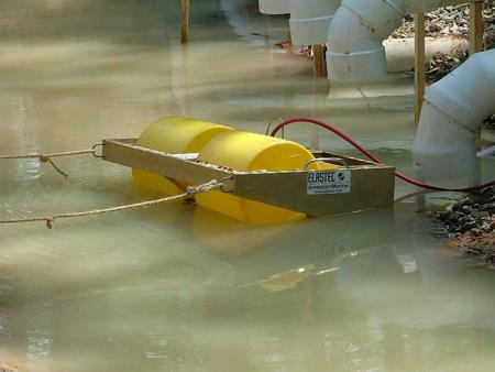 Oil Recovery Skimmer TDS 118
