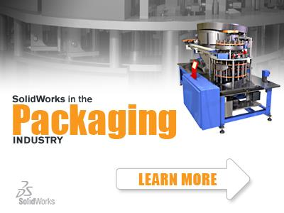SolidWorks in the PACKAGING Industry
