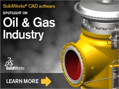 SolidWorks in the OIL & GAS Industry