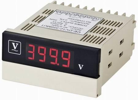 Multi-function Transducer with LED display - Single Element