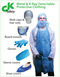 Protective Clothing | CK Safety