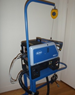 Nordson Gluing Machine