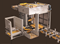TopTier - High In-Feed Palletizer from Impact Automation