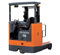 Reach Forklift | 1.0-2.0 Tonne 6-Series 3-Wheel Sit Down Reach Truck