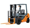 Engine Counterbalance Forklift | 1.0 - 3.5 Tonne 8-Series 4-Wheel