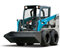 Skid Steer Loader | Model 320Kg - 900Kg