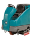 Battery-Powered Compact Rider Scrubber | T16 