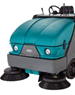 Compact Mid-sized Rider Sweeper | S20