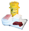 Global Spill Control - Oil & Fuel Wall Mounted Spill Kit - SKH80