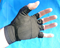 Safety Gloves | Ultralight Half Finger Material Handler's Gloves