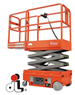 Scissor Lifts | Rizer SO3-E