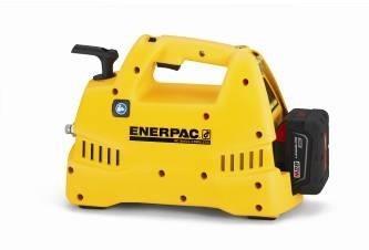 Enerpac Cordless Pump | XC-Series
