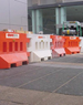Traffic Management Equipment | KI 1000 Waterfilled Barrier