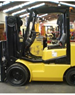 Used Counterbalance Forklift Truck for Sale | Clark CGP30 - Victoria