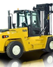 High Capacity Forklift Truck | GP300-360EC