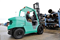 Mitsubishi Grendia 5000kg Forklift Truck | FD50N