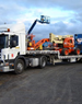 Tilt Tray Transport Hire