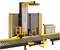 Turntable Pallet Wrappers | Fully Automatic  