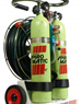 Supplied Air Cylinder Trolley | S.E.A. spiroCART