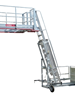 Freestanding Mobile Platform Ladder | TC10