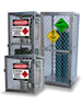 Global Spill Control - Gas Bottle Storage Cages