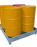 Drum Handling & Storage / SL Spill Trays for 205 Litre Drums