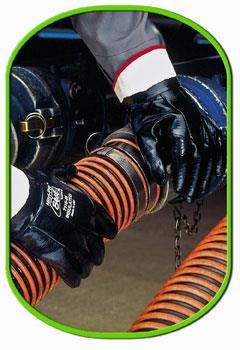 Heavy Duty Glove | Insulated  Nitri-Pro 7116