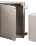 Enclosure | Moulded, Polycarbonate, Wallmount, CAB PC, IP65, Latches