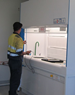 Fume Cupboard Servicing